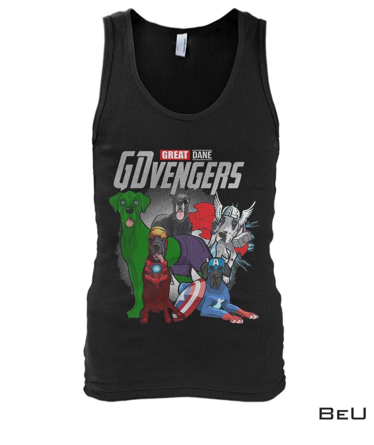 Great Dane GDvengers Avengers Shirtx
