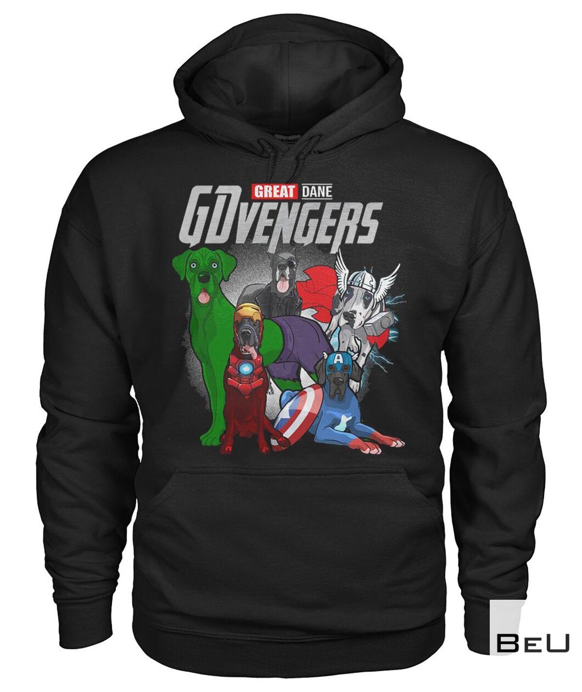 Great Dane GDvengers Avengers Shirtz