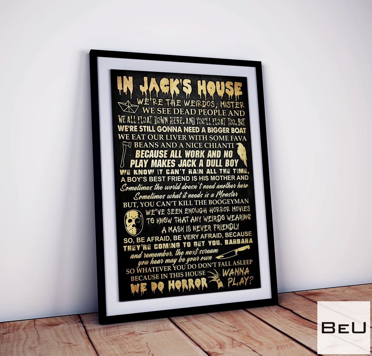 Personalized-In-This-House-Were-The-Weirdos-Mister-We-See-Dead-People-Posterz