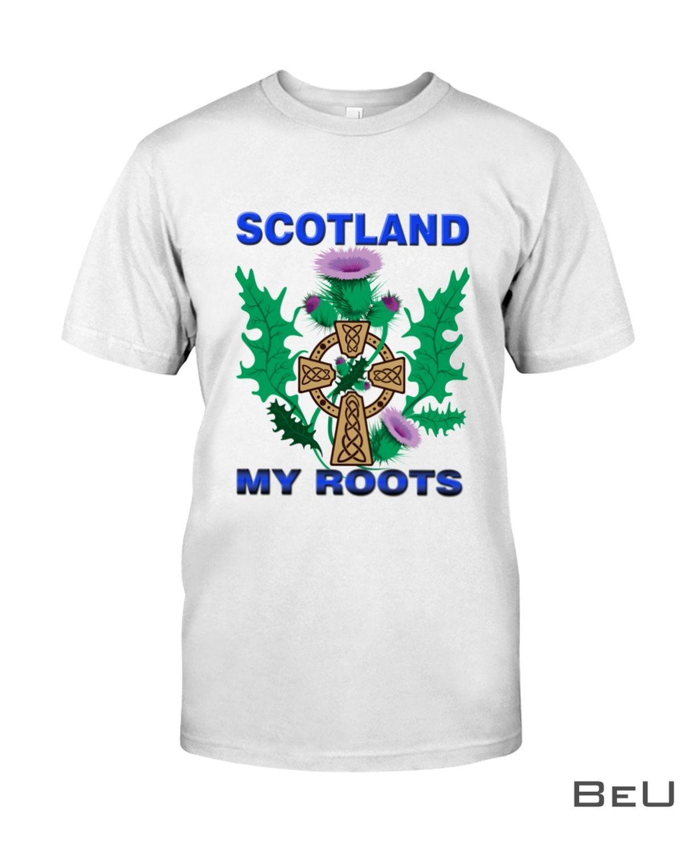 Scotland My Roots Shirt