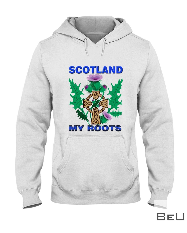 Scotland My Roots Shirtc