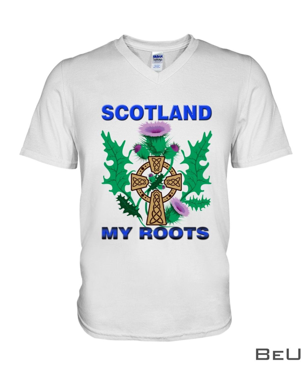 Scotland My Roots Shirtz