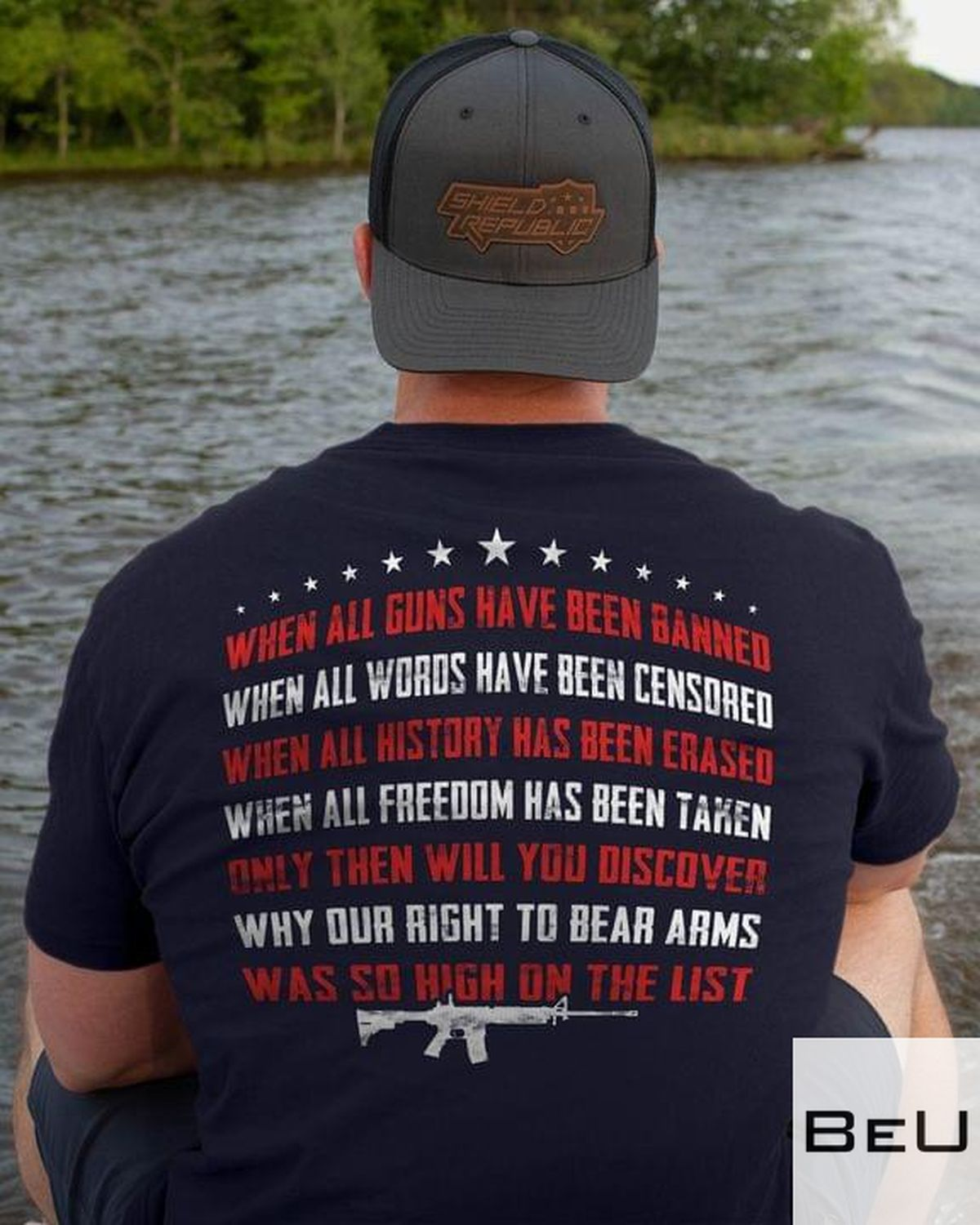 When All Guns Have Been Banned When All Words Have Been Censored Shirt