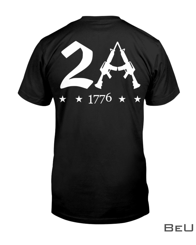 2A 1776 Shirt