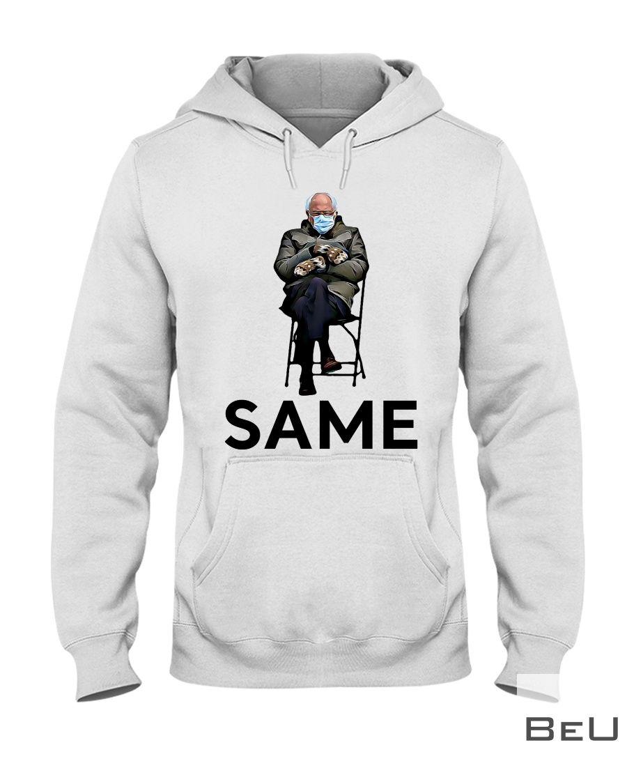 Bernie Sanders Meme Same Shirt4