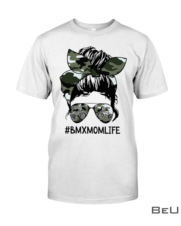 Bmx Mom Life Classic Shirt