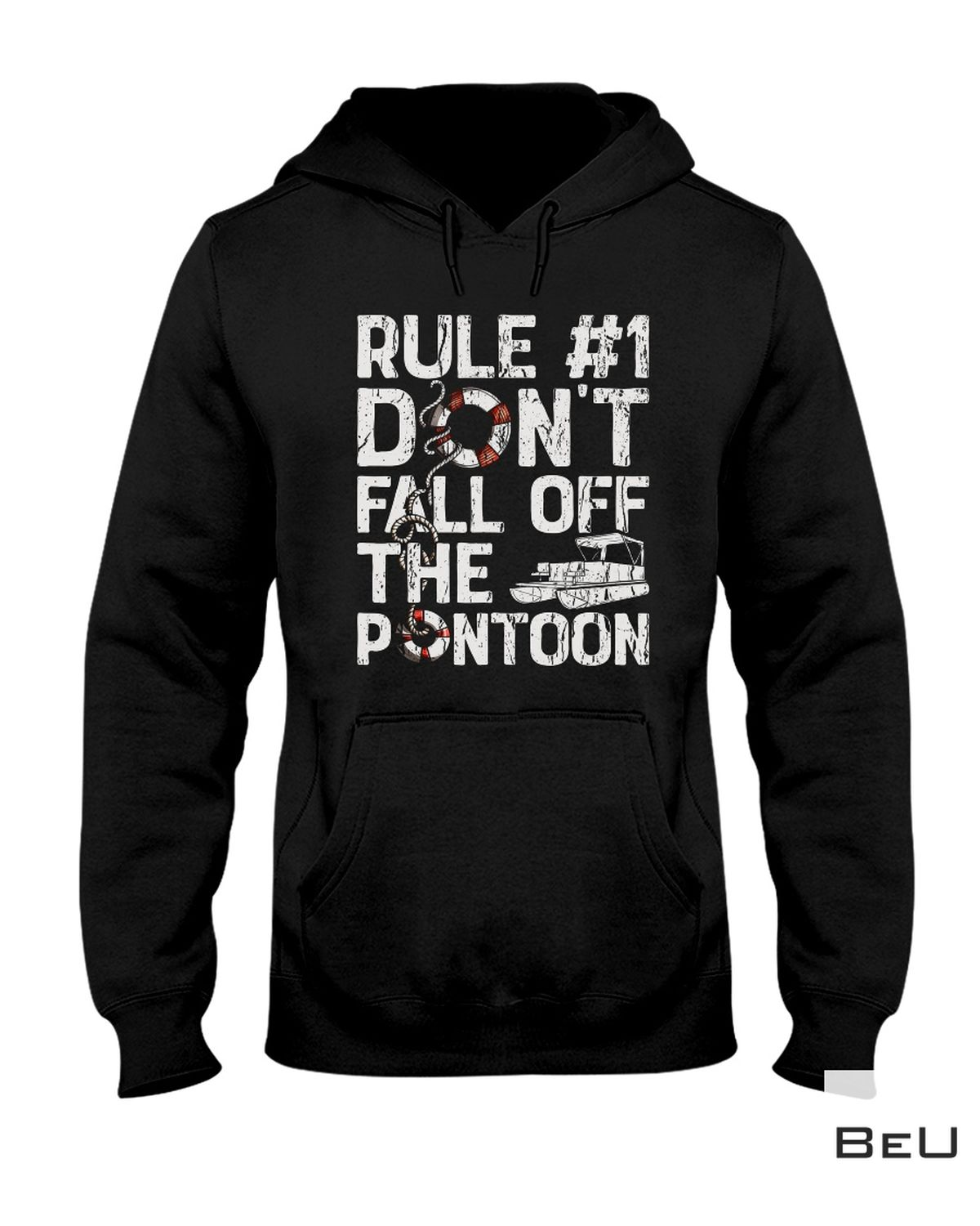 Us Store Boating Rule #1 Don't Fall Off The Paton Shirt, hoodie, tank top