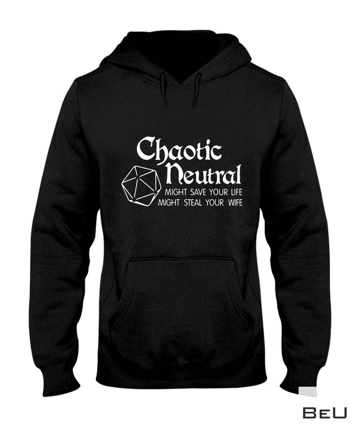 Esty Chaotic Neutral Might Save Your Light Might Steal Your Wife Shirt, hoodie, tank top