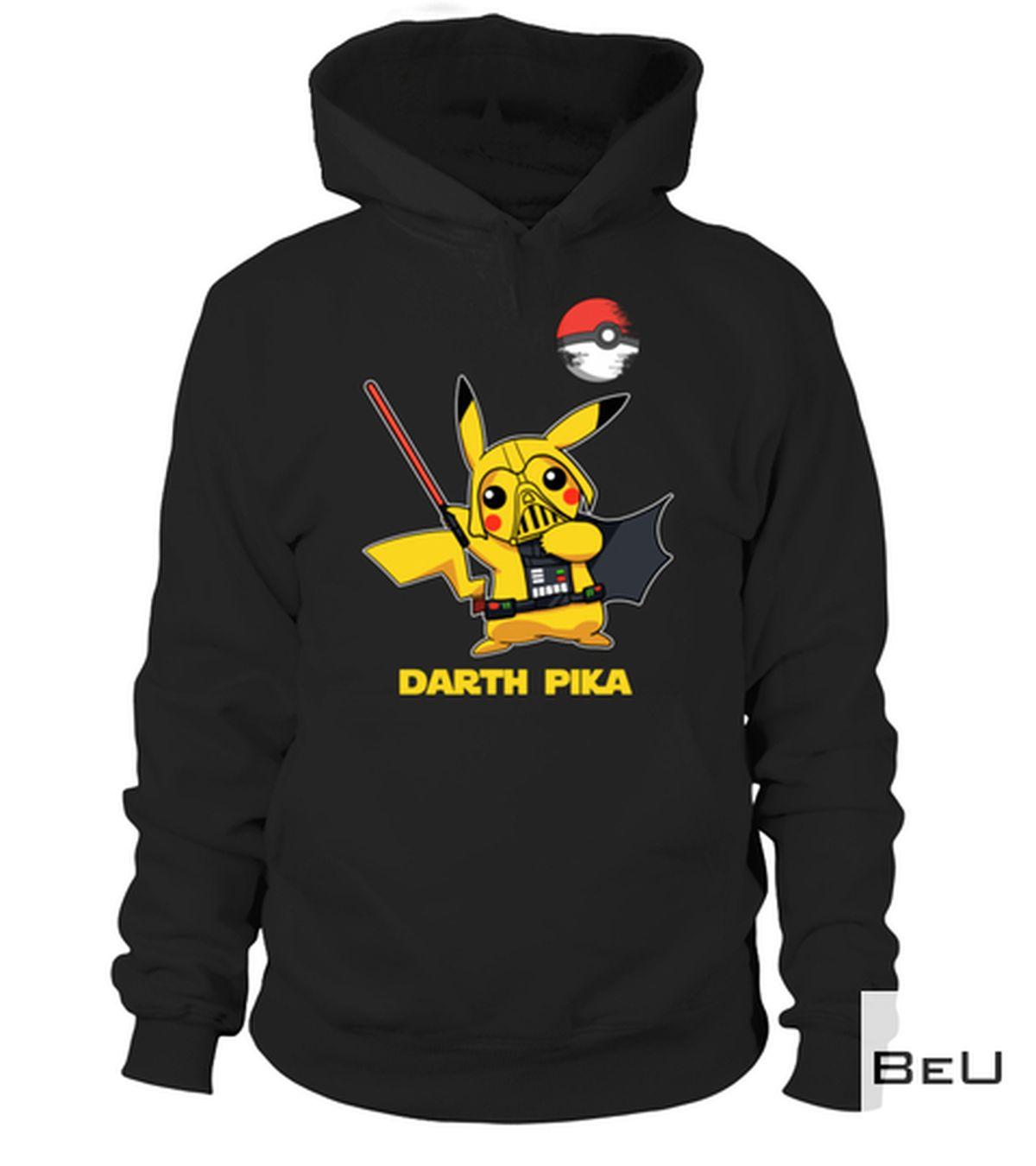 Father's Day Gift Darth Pika Shirt, hoodie, tank top