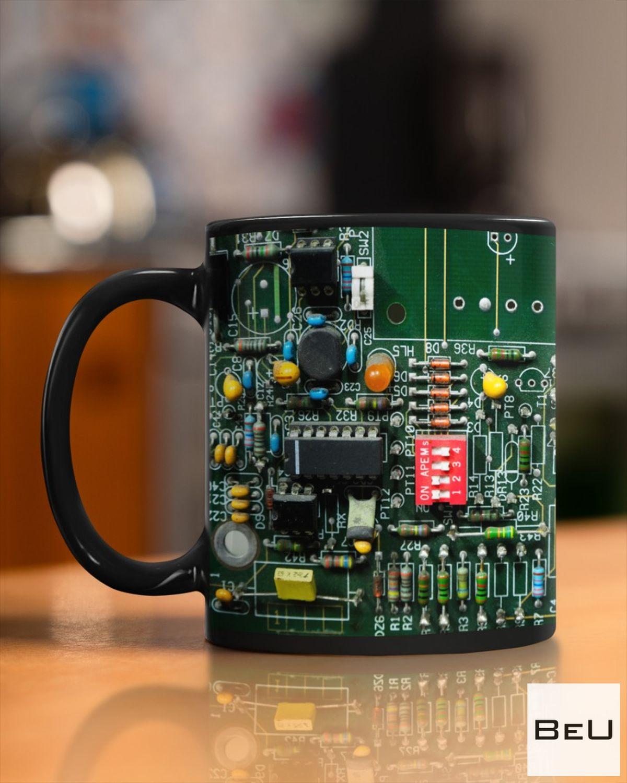 Electrician Board Green Mugs x