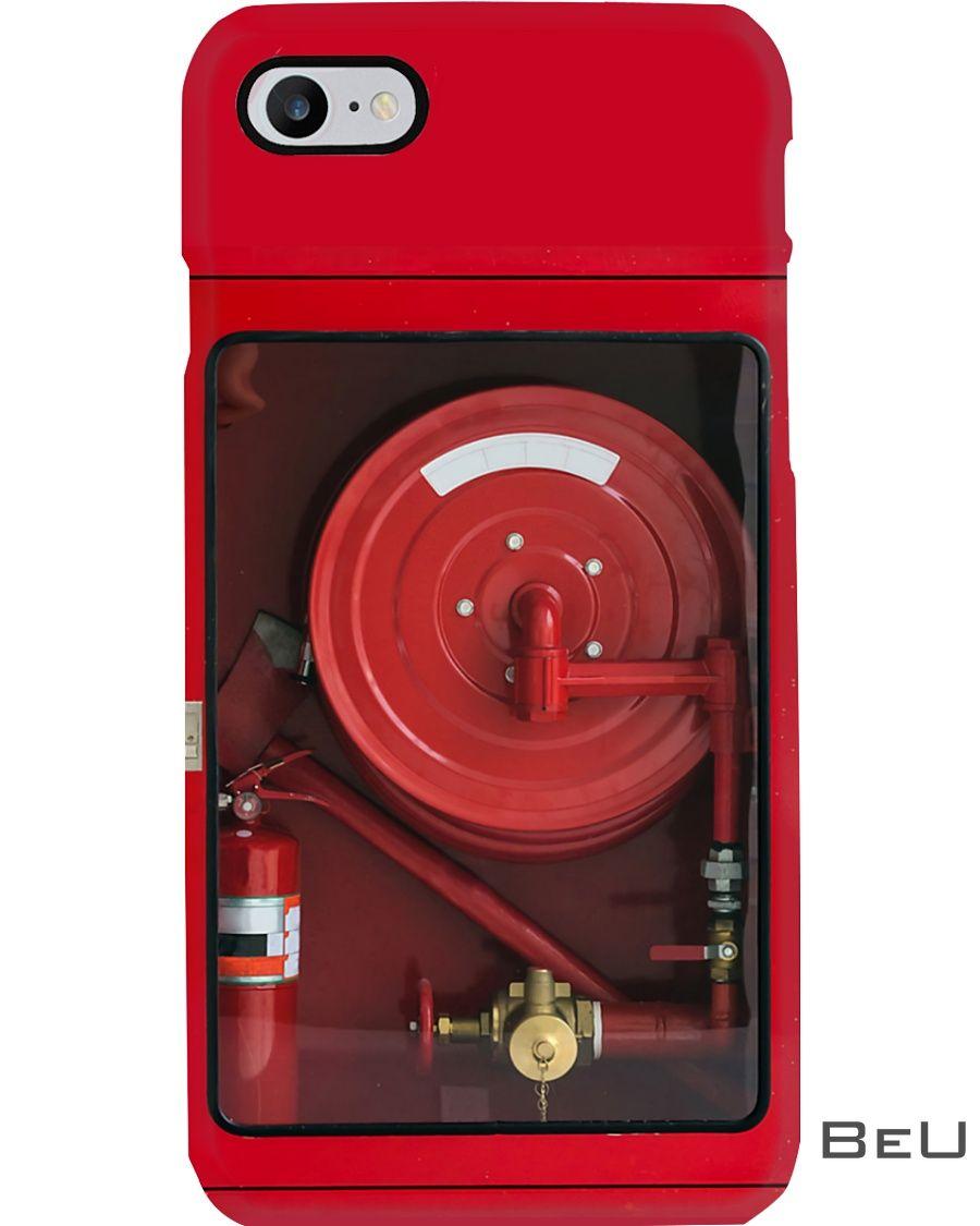 Firefighter Hose Phone Case