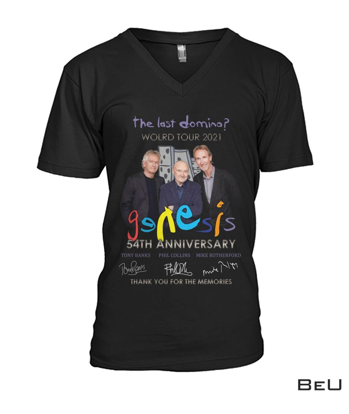 Ships From USA Genesis The Last World Tour 2021 Shirt, hoodie, tank top