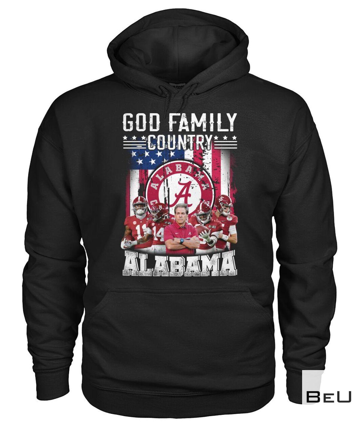 Amazing God Family Country Alabama Shirt, hoodie, tank top