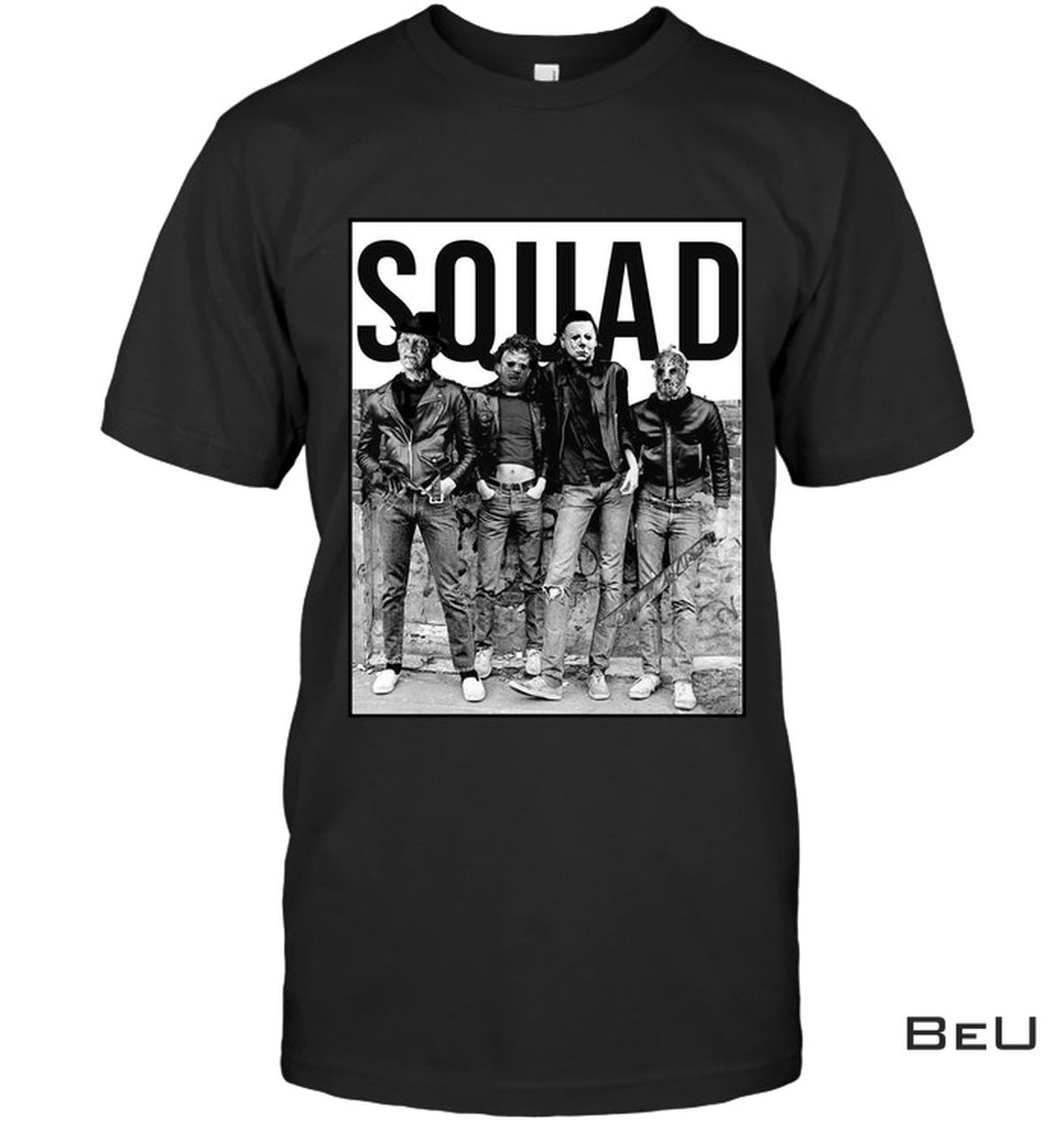 Father's Day Gift Halloween Squad Shirt, hoodie, tank top