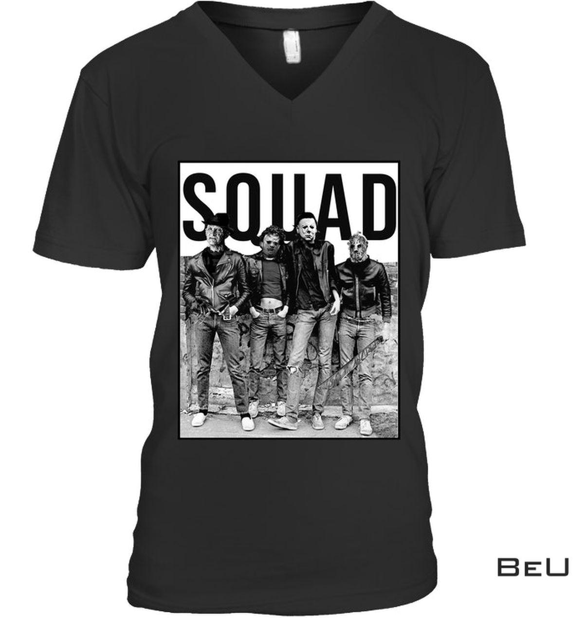 New Halloween Squad Shirt, hoodie, tank top