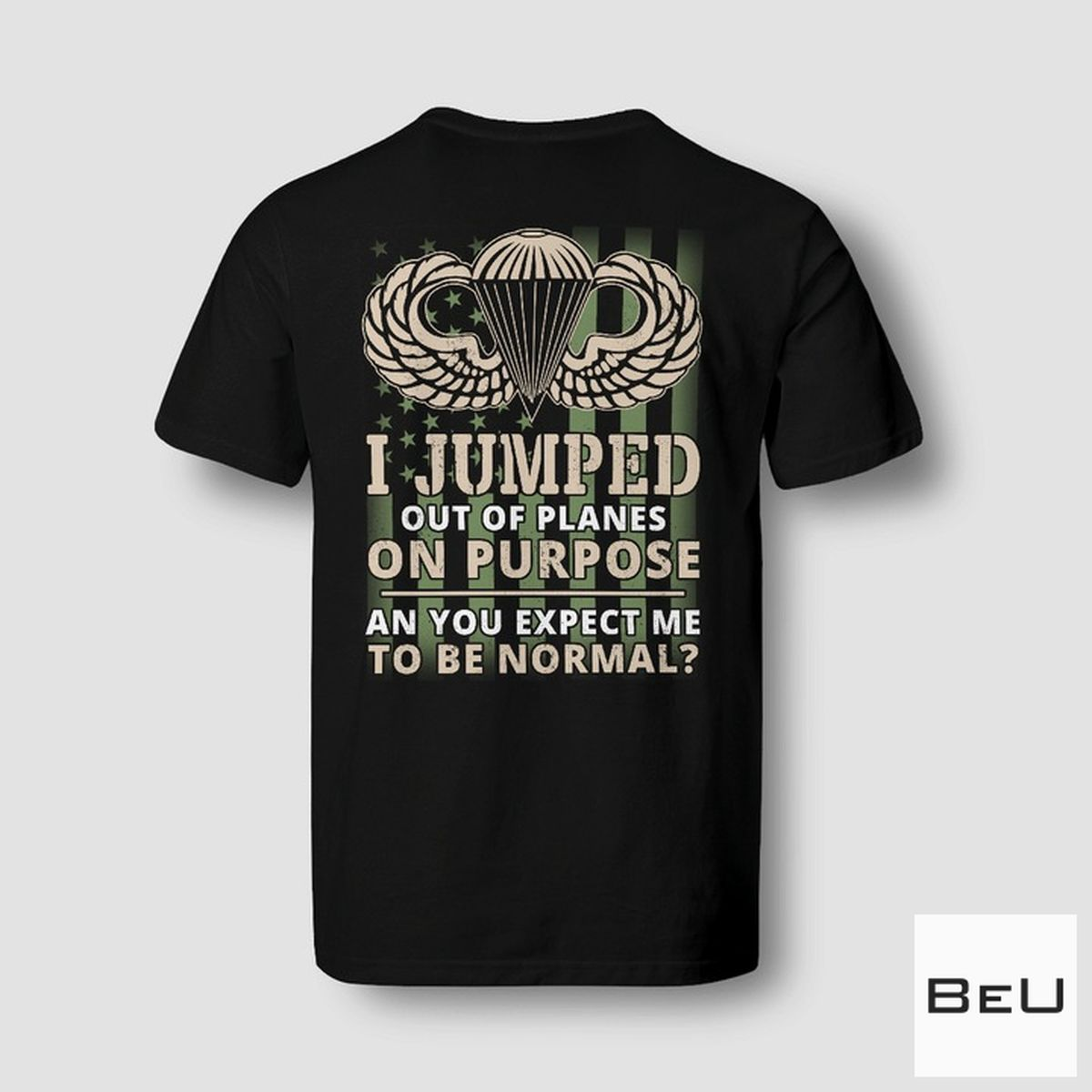 Limited Edition I Jump Out Of Plane On Purpose Shirt, hoodie, tank top