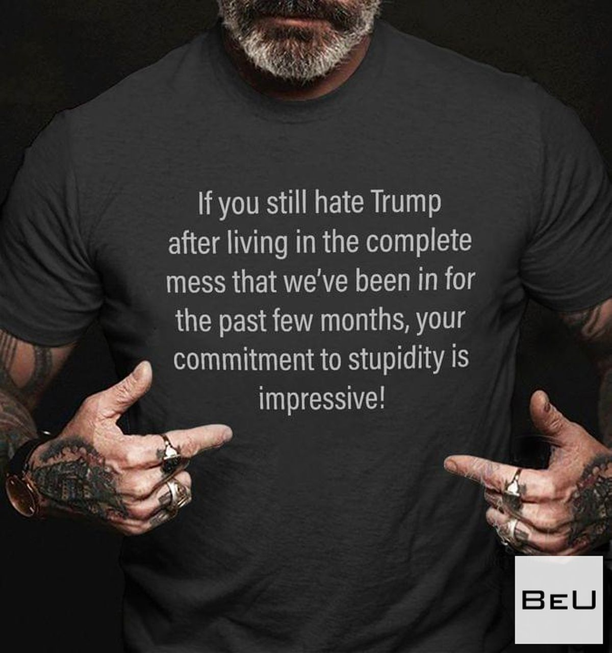 If You Still Hate Trump After Living In The Complete Mess Shirt v