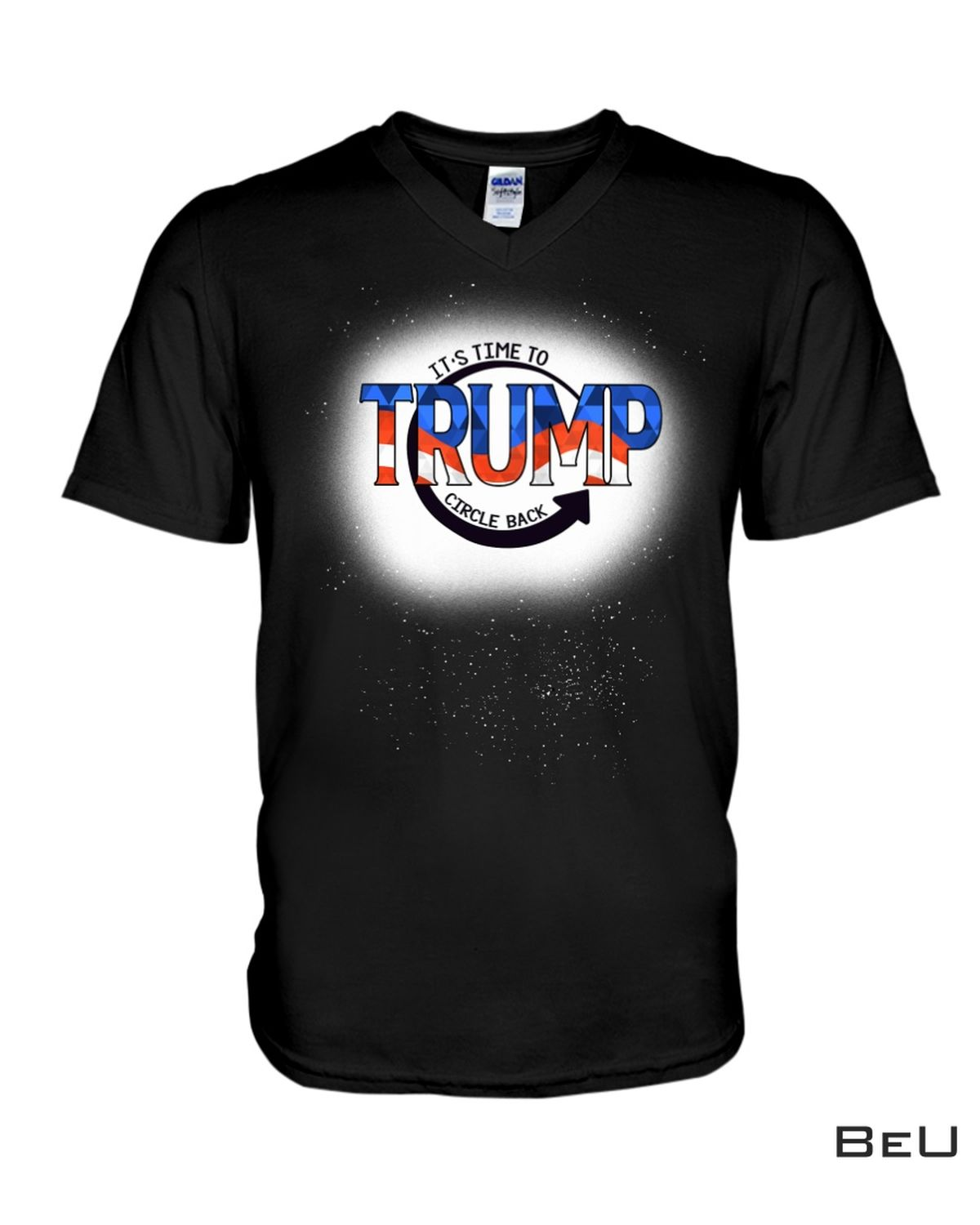 Father's Day Gift It's Time To Trump Circle Back Shirt, hoodie