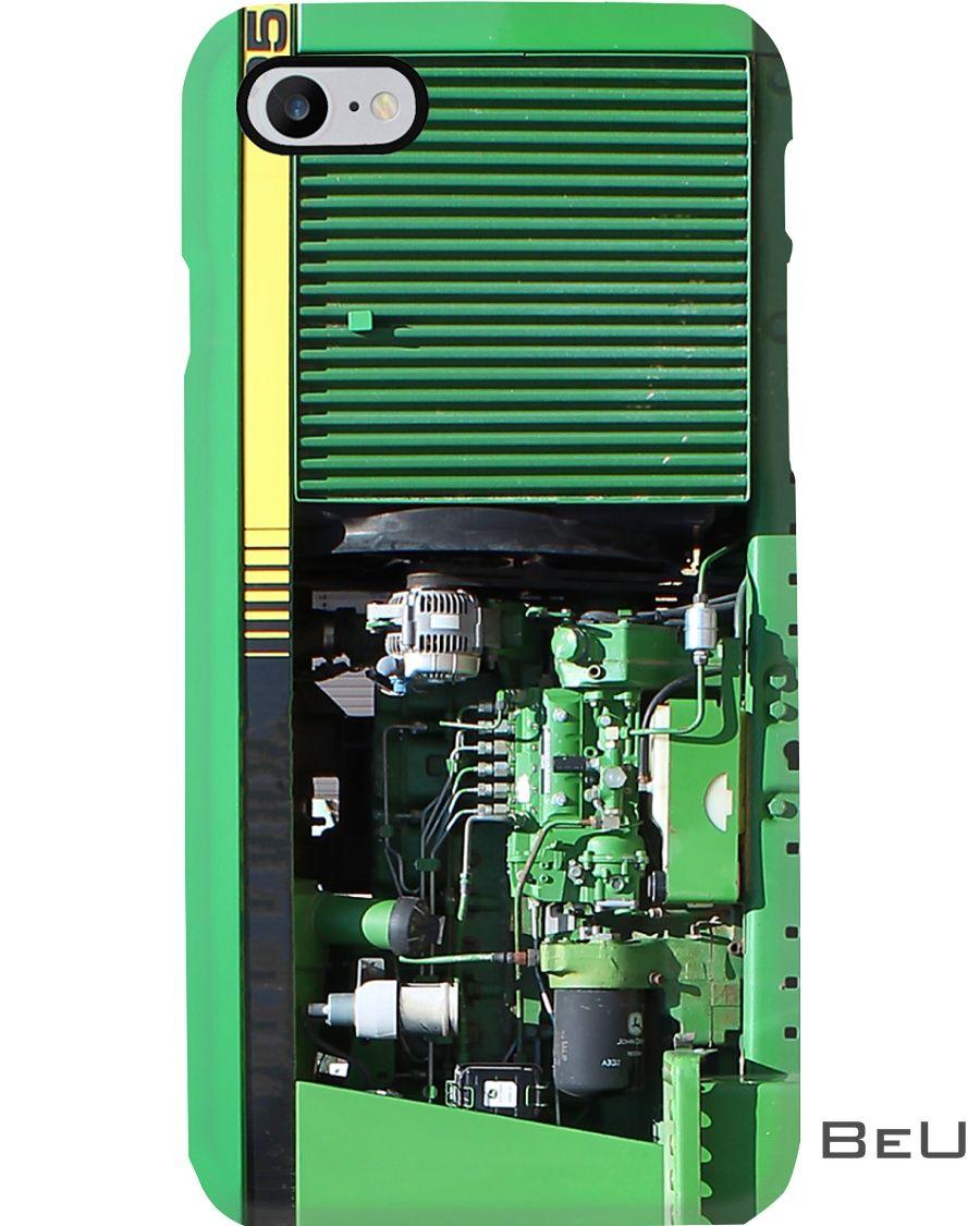 John Deere 4255 Tractor Phone Case_result