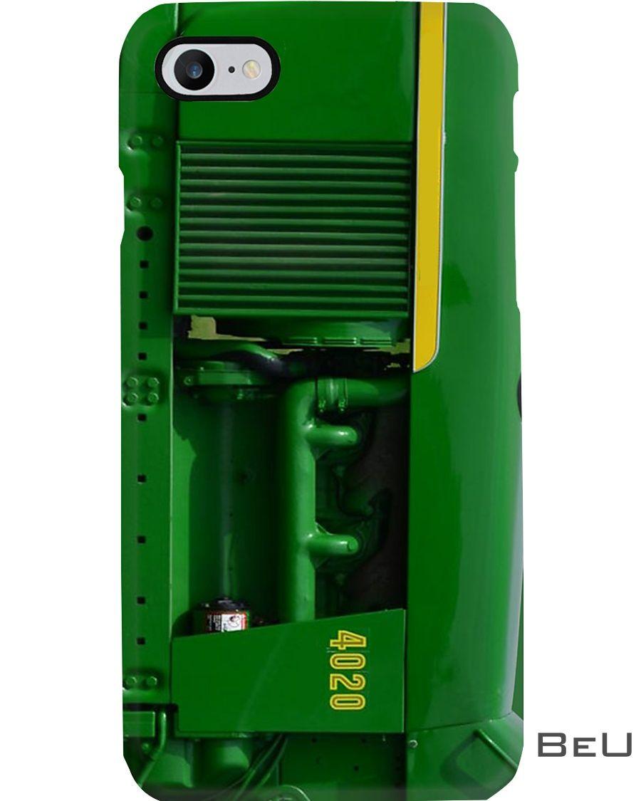 John Deere Tractor 4020 phone case
