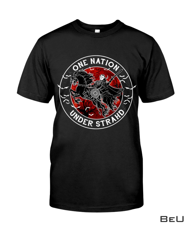 One Nation Under Strahd Shirt, hoodie, tank top