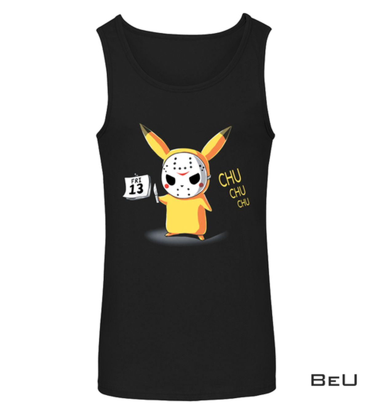 Popular Pikachu Jason Voorhees Shirt, hoodie, tank top