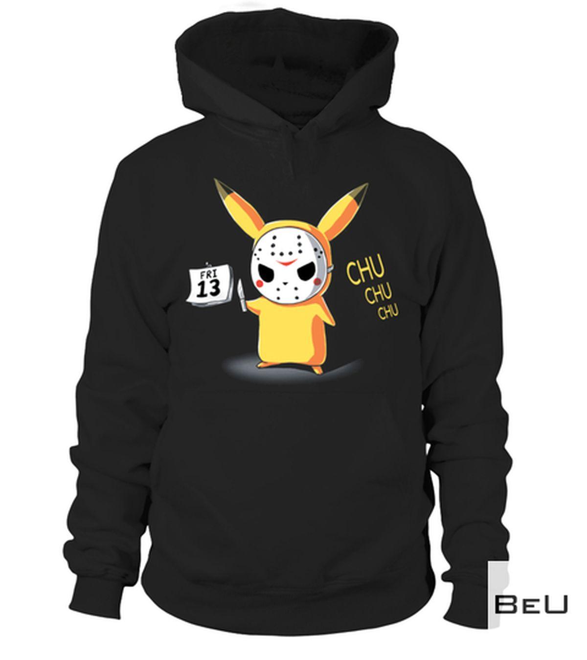 Fantastic Pikachu Jason Voorhees Shirt, hoodie, tank top