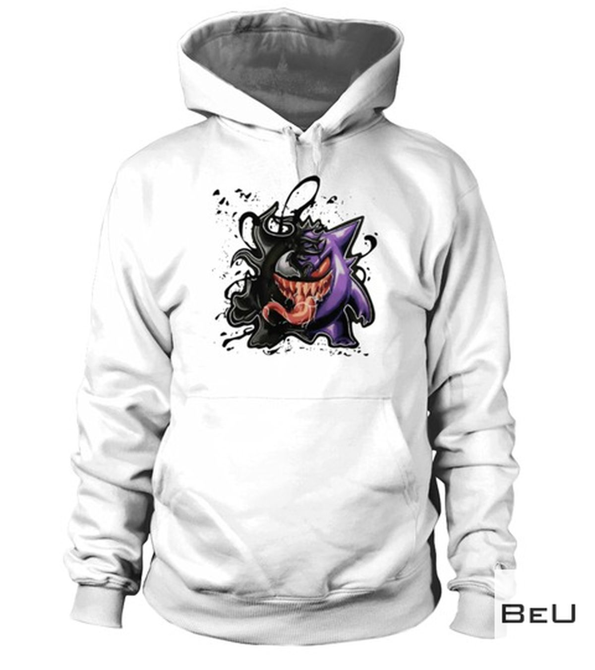 Unique Pokemon Gengar Venom Shirt, hoodie, tank top