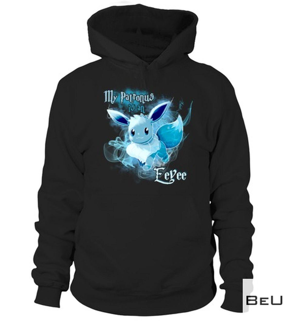 Pokemon My Patronus Is An Eevee Shirtz