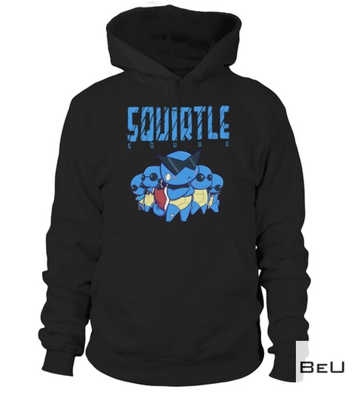 Pokemon Squirtle Squad Shirtz