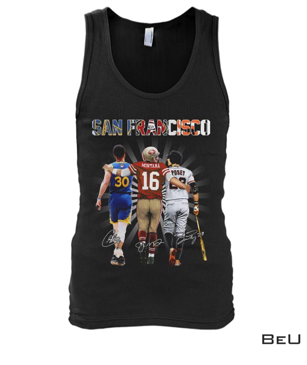 San Francisco Montana Shirt c