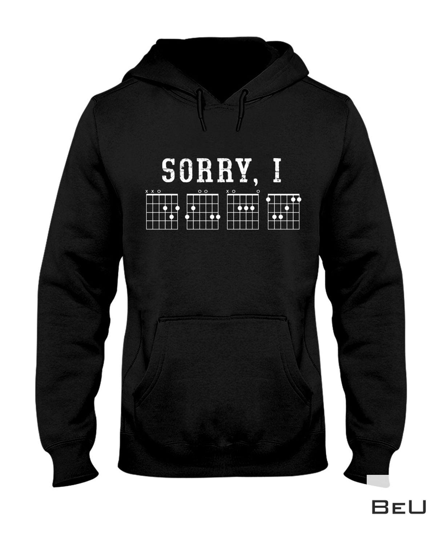 All Over Print Sorry I Xo Tic-tac-toe Shirt, hoodie