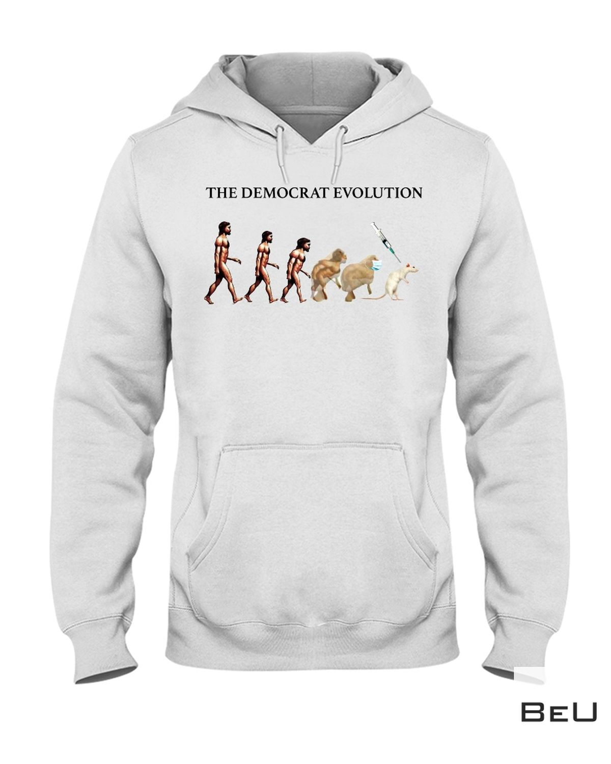 Absolutely Love The Democrat Evolution Mouse Lab Shirt, hoodie, tank top