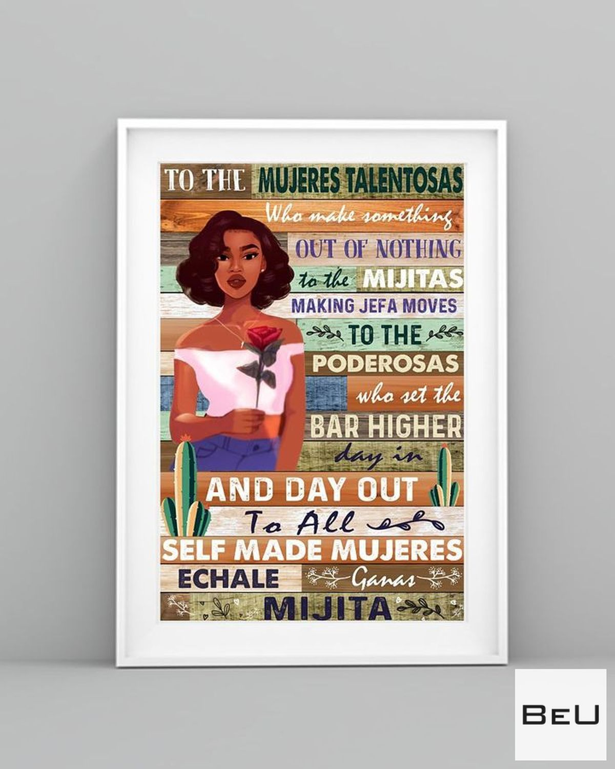 Review To The Mujeres Talentosas Poster