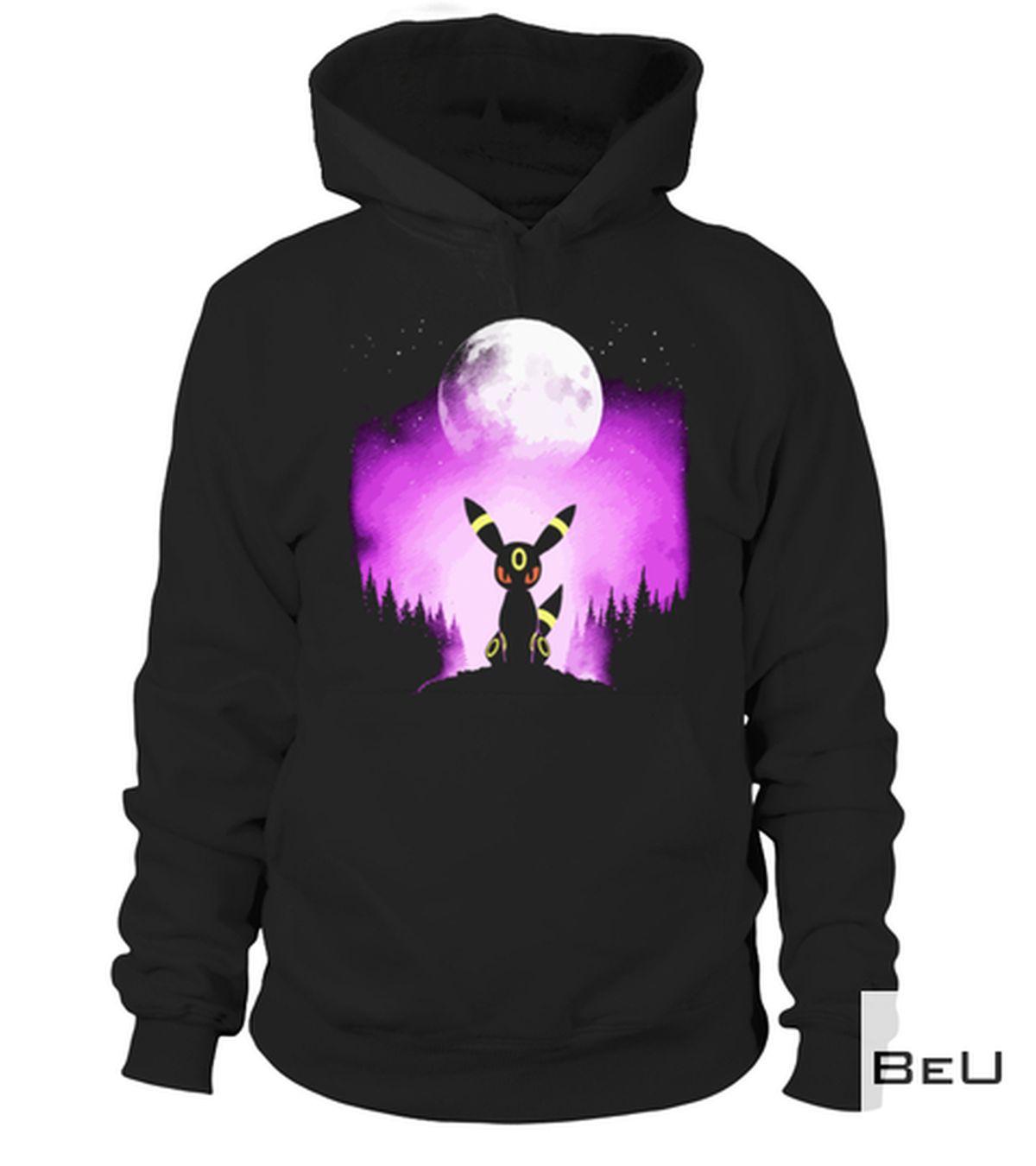 Official Umbreon Pokemon Shirt, hoodie, tank top