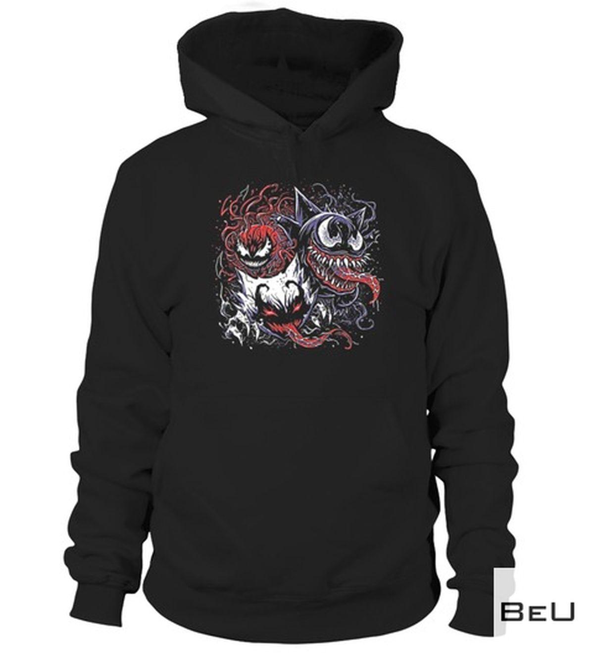 Vibrant Venom Gengar Pokemon Shirt, hoodie, tank top