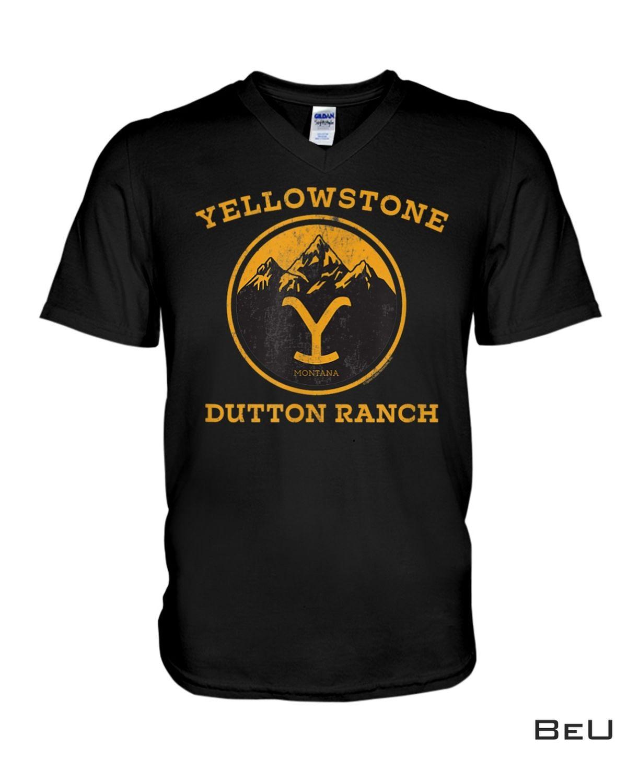 Yellowstone Dutton Ranch 1886 Shirt, hoodie, tank top