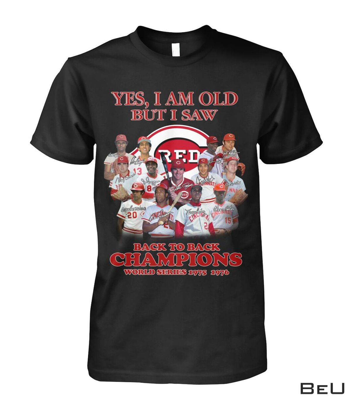 Yes I'm Old But I Saw Red Chicago Back To Back Champions Shirt, hoodie, tank top