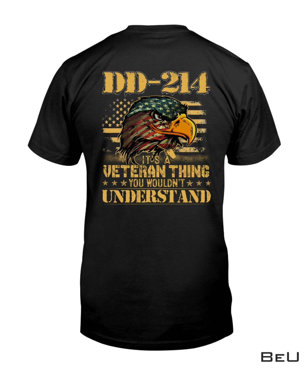 Its A Veteran Thing You Wouldnt Understand Shirt, hoodie, tank top