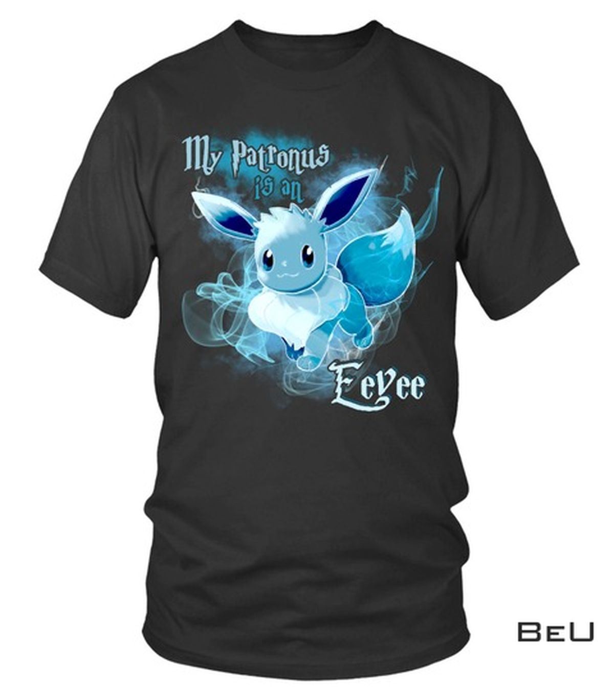Pokemon My Patronus Is An Eevee Shirt