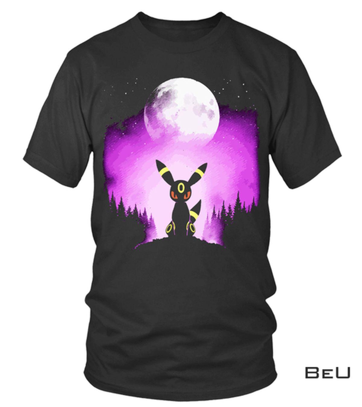 Umbreon Pokemon Shirt