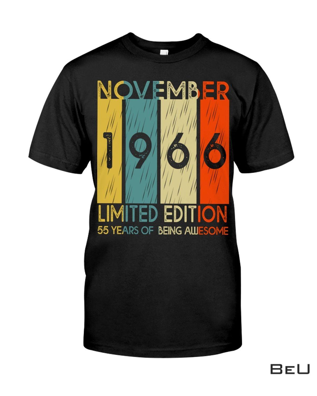 November 1966 Limited Edition Shirt, hoodie