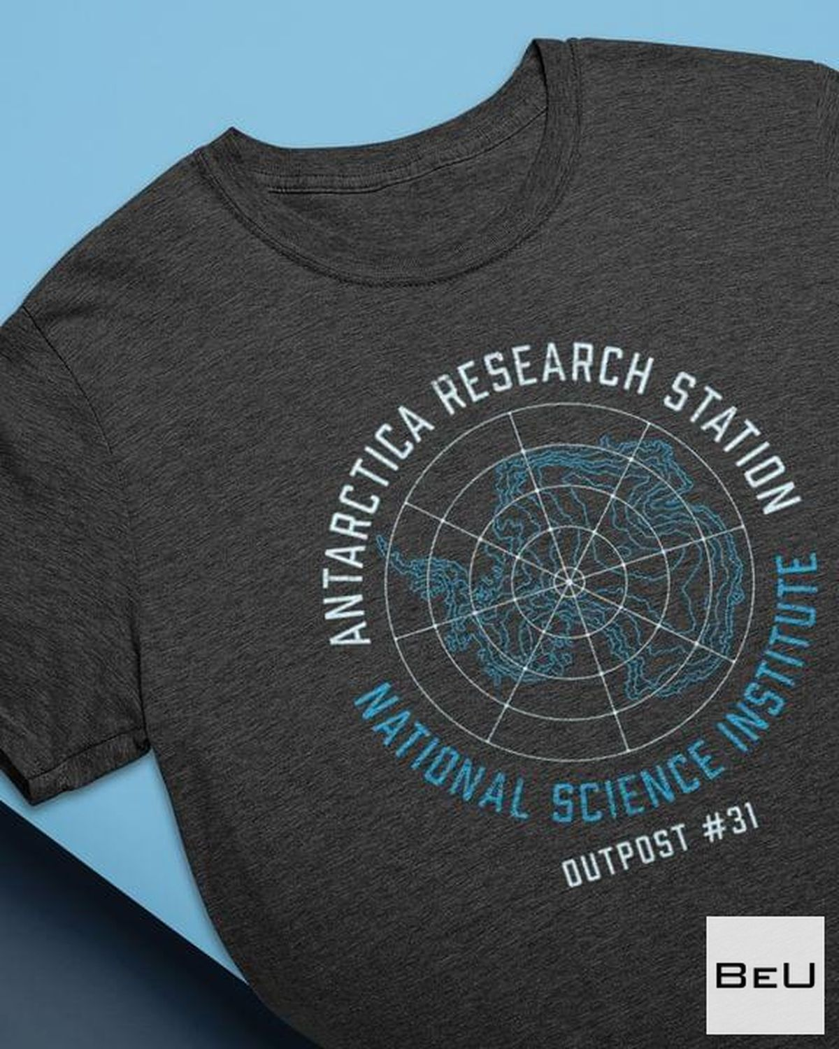 Antarctica Research Station National Science Institute Shirt