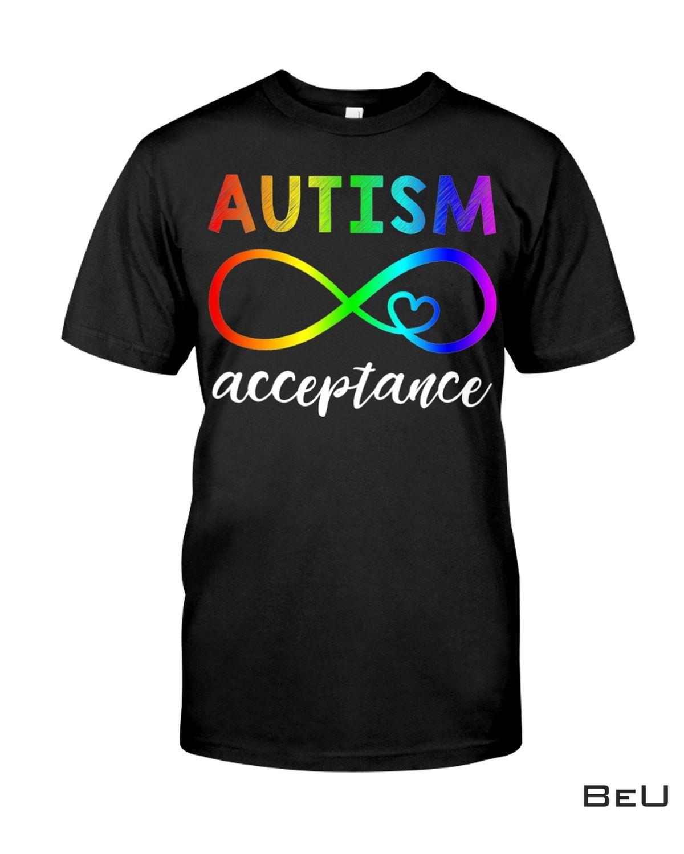 Autism Acceptance Shirt