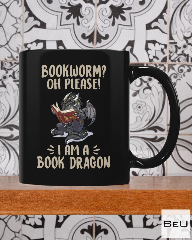 Discount Bookworm Oh Please I'm A Book Dragon Mug
