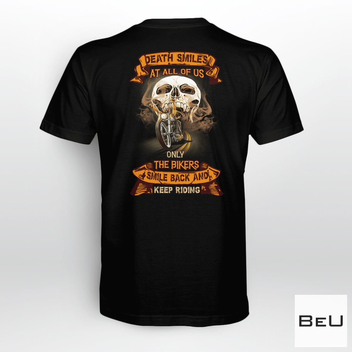 Death Smile At All Of Us Ghost Rider Shirt, hoodie