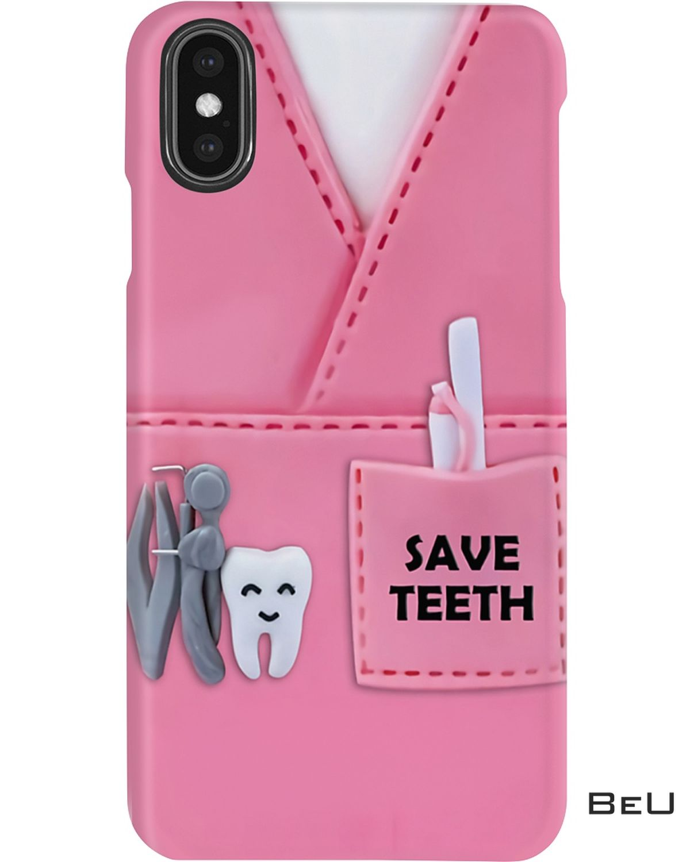 Best Shop Dentist Save Teeth Phone Case