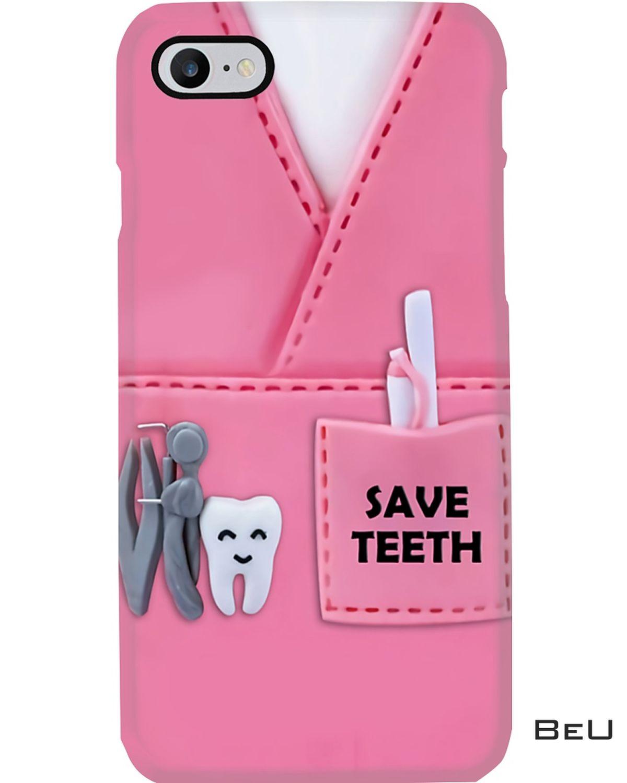 Dentist Save Teeth Phone Case