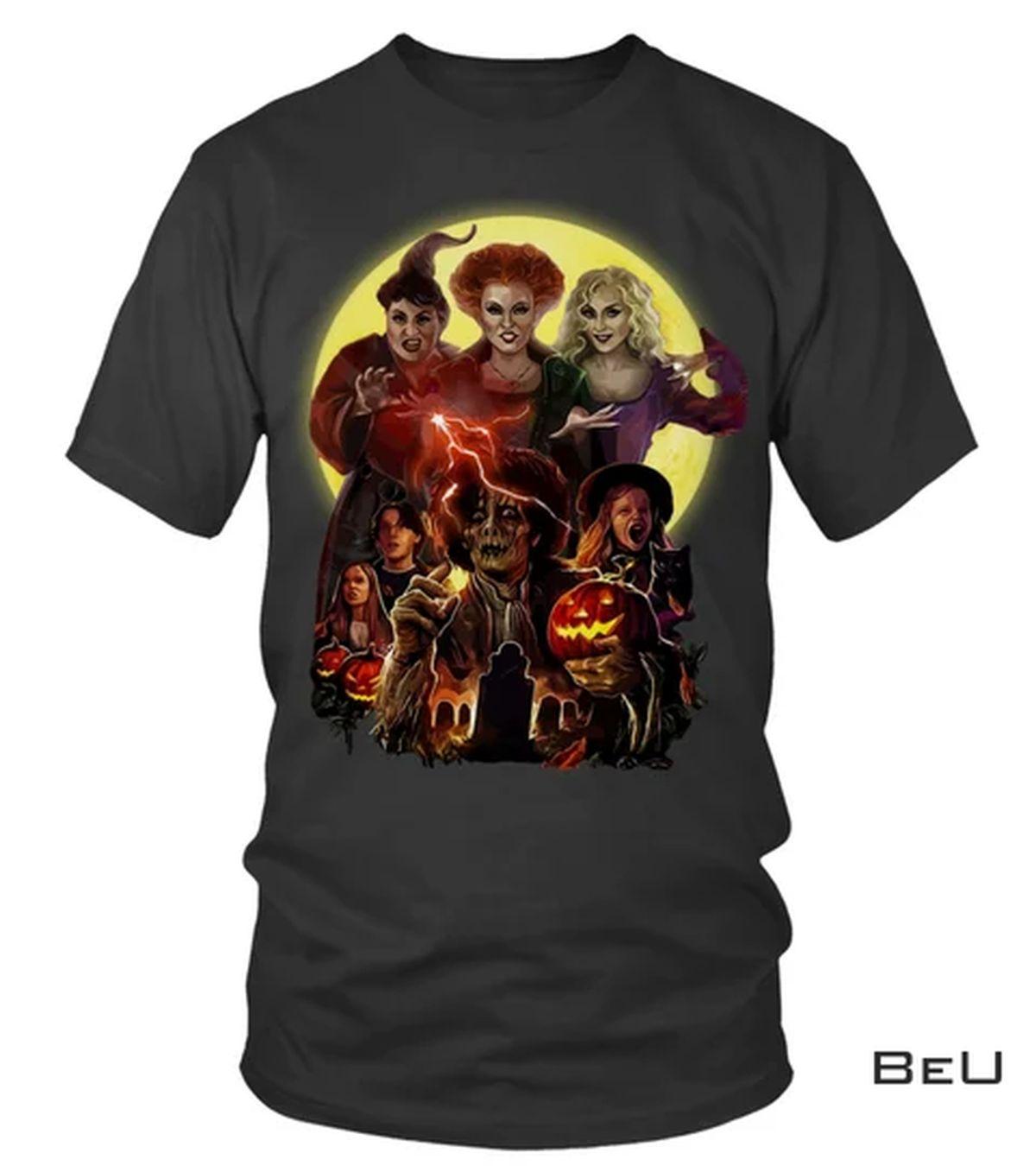 Hocus Pocus Halloween Shirt, tank top