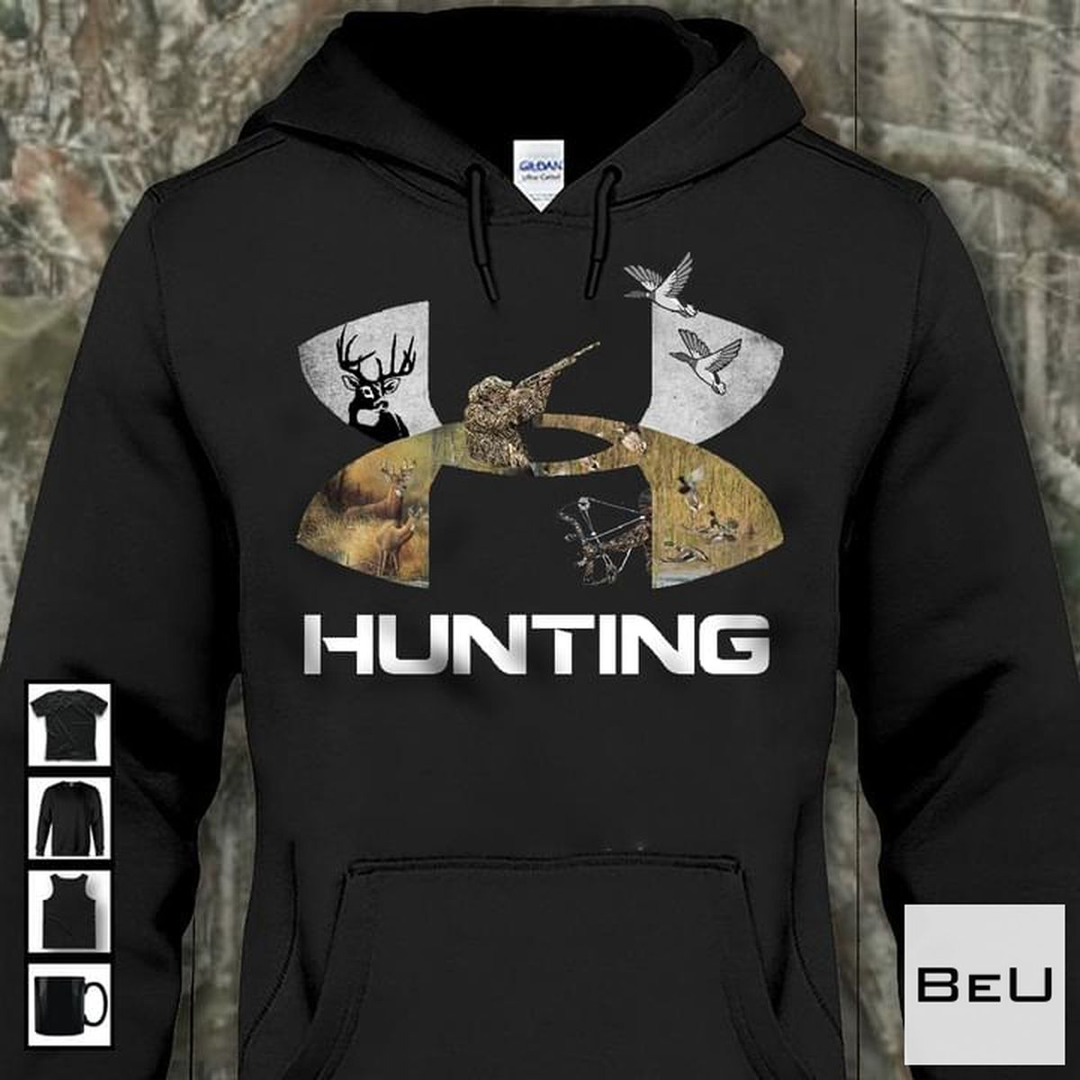 Hunting Under Armour Shirt